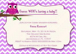 Owl Baby Shower Boy - owl baby shower invitations kustom kreations