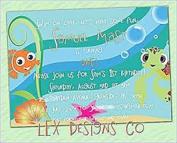 nemo baby shower nemo baby shower invites tomorrowliving me