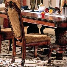 Acme Furniture Dining Room Set Acme Furniture Chateau De Ville 7 Piece Formal Dining Set With