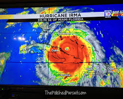surviving hurricane irma first day of fall polishes the