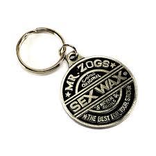 best key rings images Sexwax key ring krm mr zog 39 s surfboard wax jpg