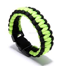 paracord bracelet buckle make images Hot outdoor paracord bracelet parachute cord survival escape life jpg