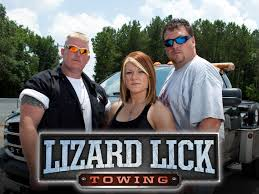 Seeking Lizard Cast Check Out My Friends Ronnie Bobby From Lizard Towing