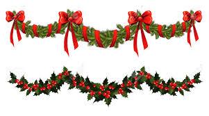 christmas garland christmas garland royalty free cliparts vectors and stock