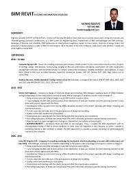 Best Font For Executive Resume by Bim Manager Resume 9521