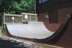 Backyard Skateboard Ramps News
