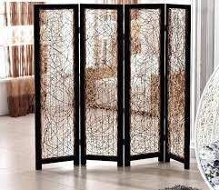 Pier One Room Divider 6 Tall Double Sided Path Of Life Canvas Room Divider Dividers