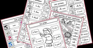 IPOTÂME TÂME Livret des mots outils CP ou pré dictionnaire