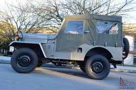 jeep mitsubishi cj3b no reserve willys mitsubishi military cj2 mb gpw cj 2 cj 5