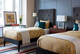 Guest Bedroom And Office - guestroom design with a classic touch bedroom verabug com