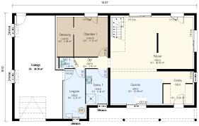 Plan De Maison Antillaise Architecte Plan Maison Floor Plan Plan Architecte Maison 14