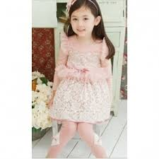 dress shop online baby pink and white pretty designer dress