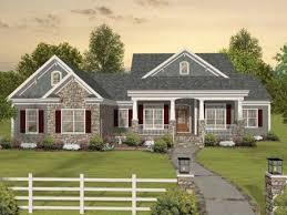 Craftsman Ranch Home Plans Brick House Facades Craftsman One Ranch House Plans Rustic