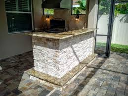 Outdoor Kitchen Creations Orlando by Appliance Outdoor Kitchens Florida Creative Outdoor Kitchens