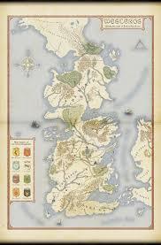 Map Of Kings Landing Map Of Westeros Game Of Thrones By Zalringda On Deviantart