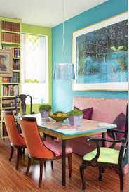 dining room color ideas awesome colorful dining rooms with best 25 colorful kitchen tables