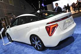 buy new toyota new toyota mirai the fuel cell car you can buy