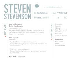 Sample Resume For Web Designer Fresher by How To Create A Great Web Designer Résumé And Cv