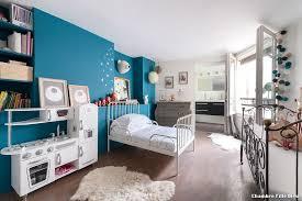 chambre fille bleu chambre adolescent garcon et gris idées décoration