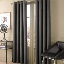 buy charcoal gray panel curtains from bed bath u0026 beyond