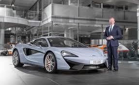 mclaren dealership a mclaren milestone 10 000th car built in woking by car magazine