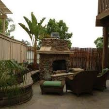 outdoor fireplace palm springs ca gilligan s bbq islands
