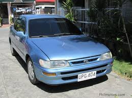 1996 toyota corolla price used toyota corolla gli 1996 corolla gli for sale cavite