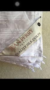 King Size Silk Comforter Jean Perry Silk Comforter Duvet Blanket Quilt King Size Home