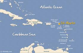 st islands map geography st martin island locate st martin island in the