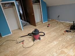 Where To Start Laminate Flooring Diy Plywood Wide Plank Floor U2013 Start To Finish U2013 Chris Bitting