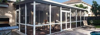 Sunrooms Patio Enclosures Custom Designed Sunroom Patio Covers U0026 Screen Enclosures