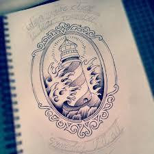 Lighthouse Tattoo Ideas 327 Best Tattoo Images On Pinterest Tattoo Ideas Tatoo And