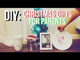 Diy Gift Ideas For Parents Christmas
