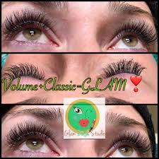At Home Eyelash Extensions Glam Bella Studio Lash Artist Tampa Eye Lash Extensions