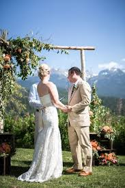 wedding arches canada the 12 best images about canada lodge wedding on
