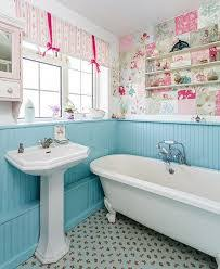 Country Style Bathroom Tiles Country Vision 5x16 Shabby Chic Style Bathroom Charming Shabby