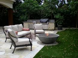 Restoration Hardware Fire Pit by Simplciity Fire Bowl Eclectic Patio Los Angeles By