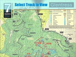 United Interactive Route Map by Interactive Glentress Map Youtube