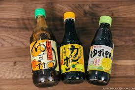 Where To Find Japanese Candy Homemade Ponzu Sauce Recipe ポン酢 U2022 Just One Cookbook