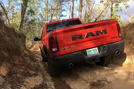 Rebel Mud Truck - long term report 1 2017 ram 1500 rebel 4x4