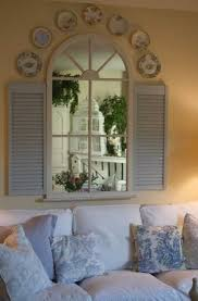 Arch Windows Decor Modern Window Mirror Designs Bringing Nostalgic Trends Into Home