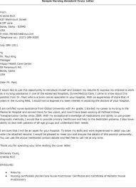 example of cover letter for nursing 10 nursing cover letter
