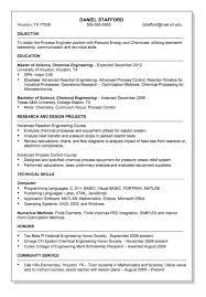 Example Resume Engineer by Parsons Energy And Chemical Engineer Resume Sample Http