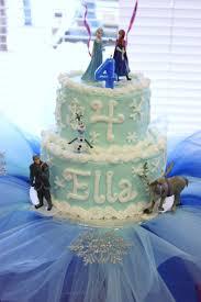 frozen cake ideas ella u0027s frozen birthday cake picmia