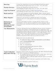 fema help desk phone number matthew updates vbgov com city of virginia beach