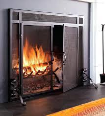 cast iron fireplace doors glass chimney cleanout door solid