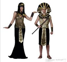 egyptian pharaoh costumes halloween party adults clothing egyptian