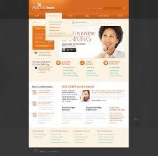 Credit Card Design Template Bank Online Joomla Template 42080