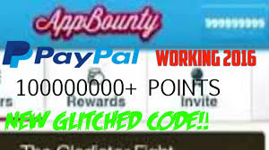 appbounty net invite code how to get 1 000 000 appbounty points working 2016 1000 glitch