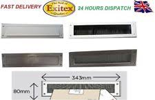 letterbox draught excluder door draught excluders ebay